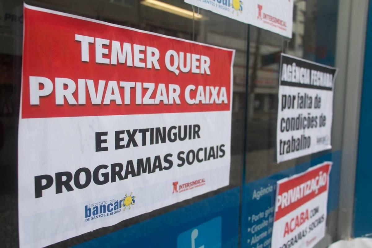 Bancários da CAIXA cobram esclarecimentos sobre REESTRUTURAÇÃO