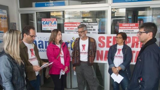 Bancários vão à Justiça para cancelar reajustes no Saúde Caixa