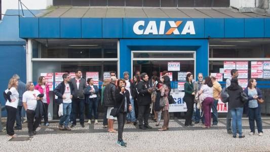 Direção da CAIXA dá golpe nos empregados