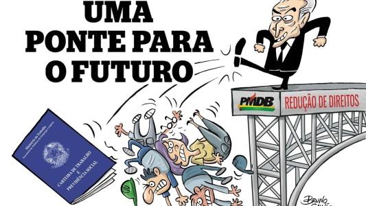 PEC 300 retira mais direitos que reforma de Temer