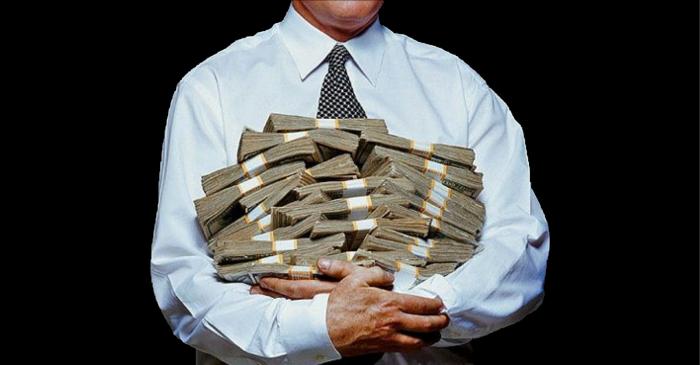 Por que no Brasil há 6 tão ricos quanto 100 milhões?