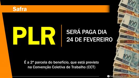 PLR no Safra será creditada no dia 24