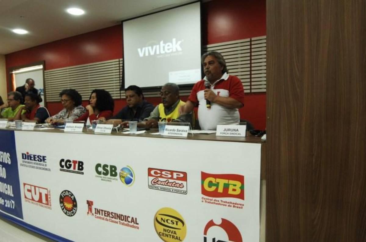 Intersindical destaca necessidade de unidade de luta