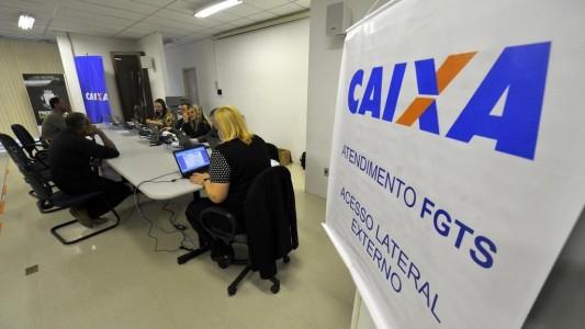 Pagamento de contas do FGTS abre oportunidade para defender a Caixa