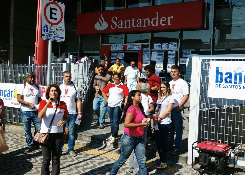 PLR no Santander será paga dia 20