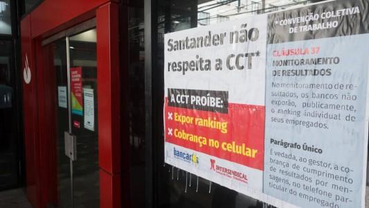 Presidente do Santander escancara ganância de bancos privados