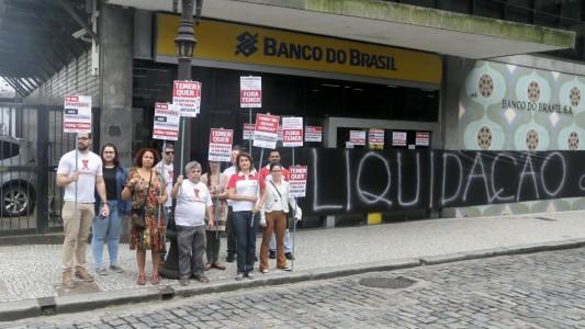 Redução do lucro do Banco do Brasil é o início do pagamento do golpe
