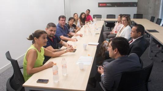 Sindicato exige do Santander fim do assédio e atenção no plano de saúde
