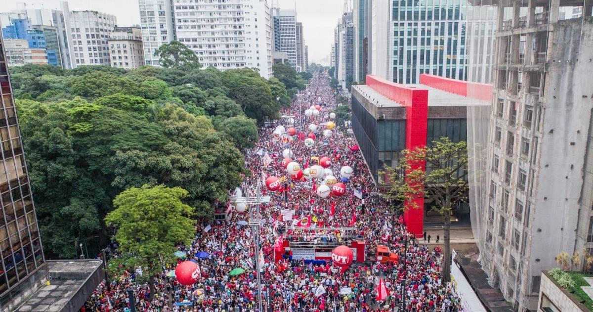 Dia 28 de abril vamos parar o Brasil!