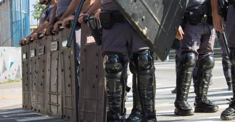 Denúncias de abusos cometidos por PM de São Paulo crescem 78% em um ano