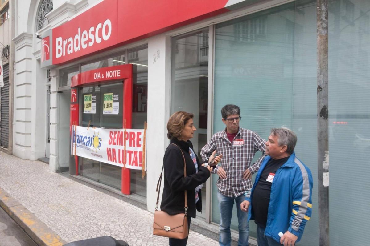 Justiça condena Bradesco em R$ 800 milhões por dispensa discriminatória