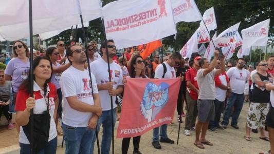 1º de Maio Unificado na Baixada Santista