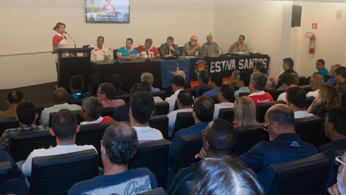 Audiência pública debate agressões contra trabalhadores na Greve Geral