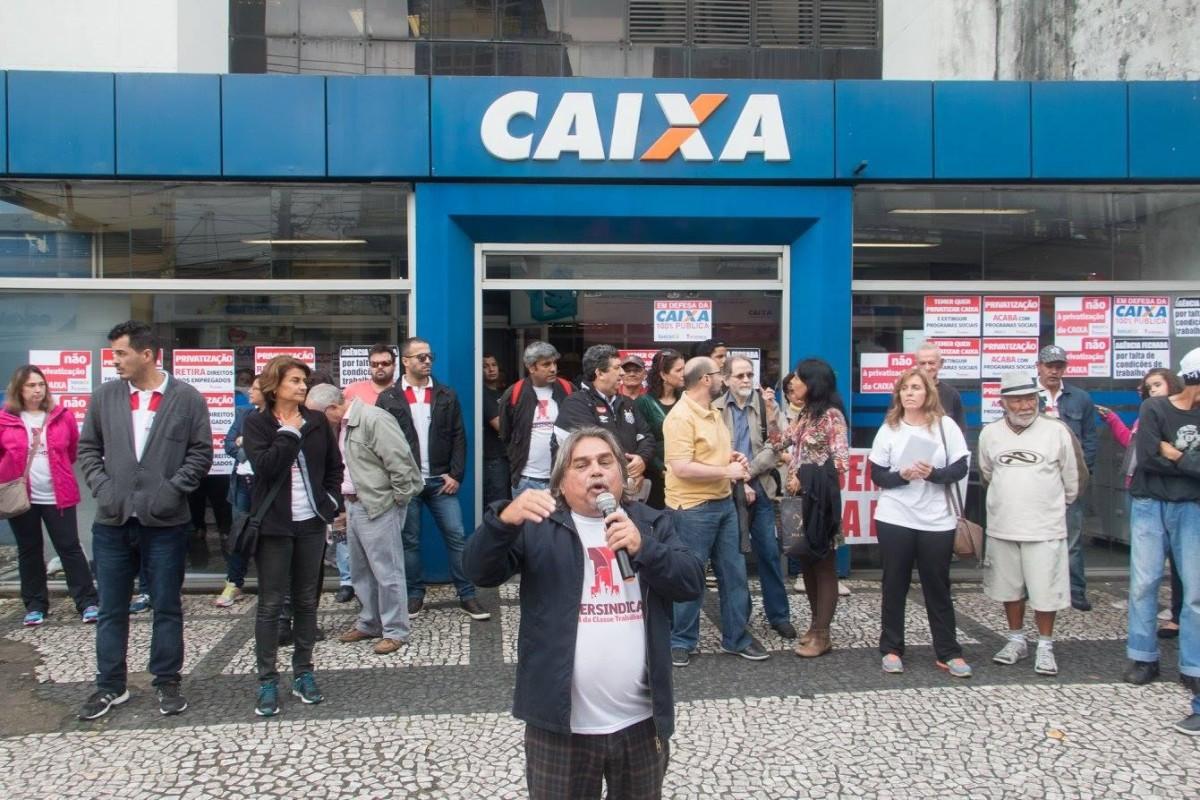 Caixa: movimento sindical garante direito dos empregados
