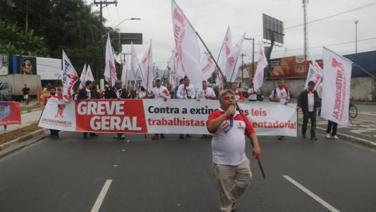 Continuar e Ampliar a Mobilização Contra a Retirada de Direitos!