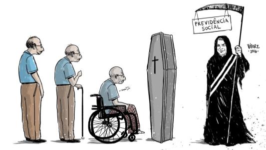 Reforma da Previdência: só o trabalhador pagará essa conta