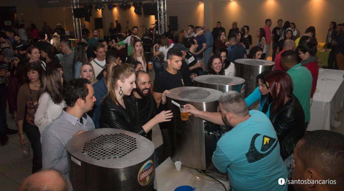 20ª Festa do Chope é dia 25/8 no Vasco da Gama