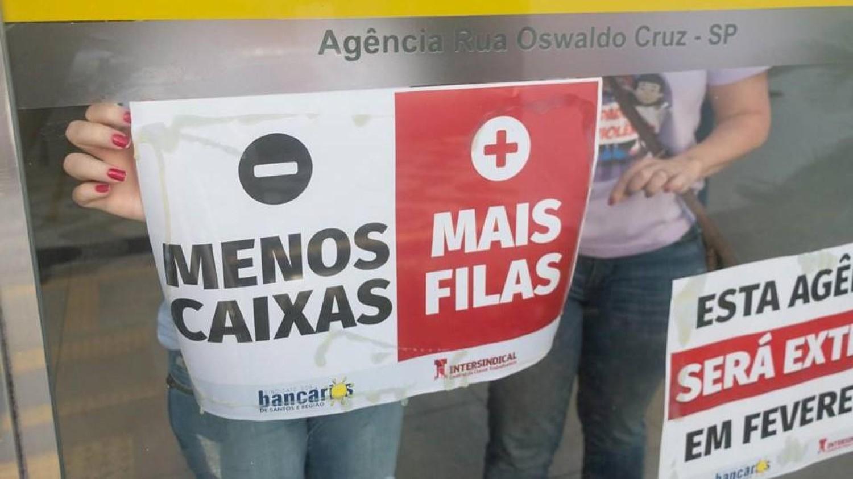 Banco do Brasil impõe meta até para os caixas