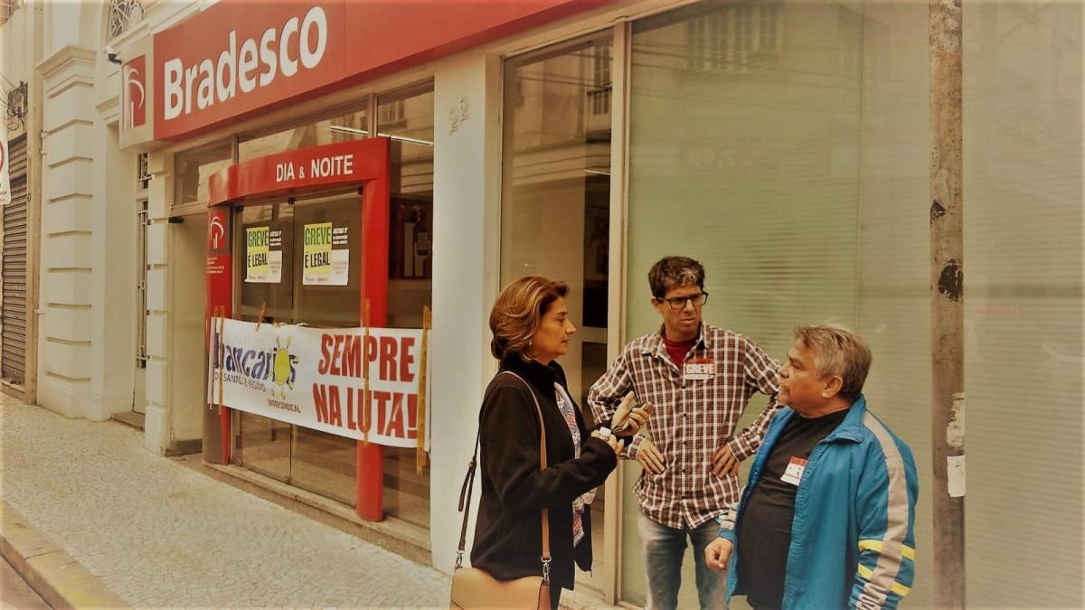 Bradesco: não existe anuência dos Sindicatos no PDVE