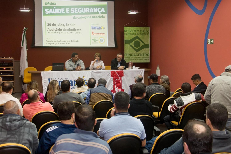 Fundacentro de Santos realiza II Seminário do Observatório de Cipa
