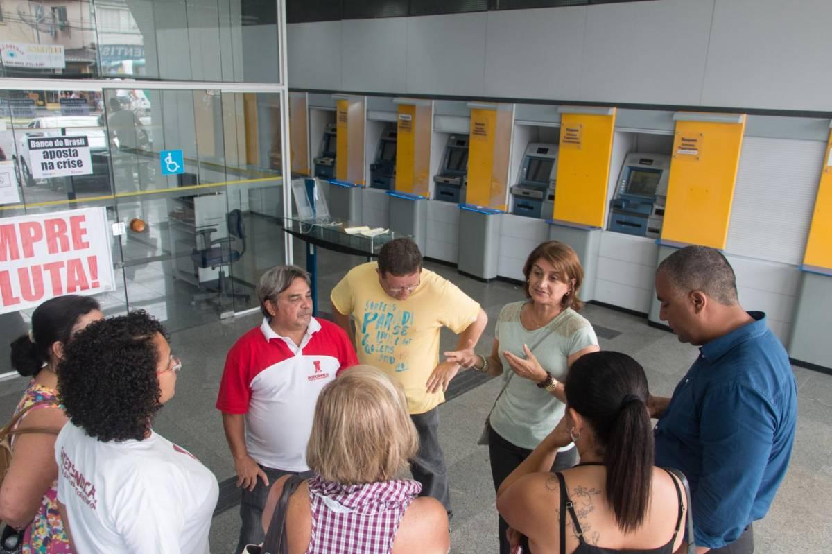 Movimento Sindical e Banco do Brasil debatem mudanças nas PSO
