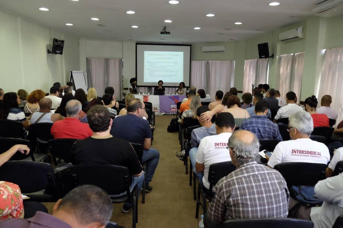 Intersindical realiza Seminário sobre a Reforma Trabalhista
