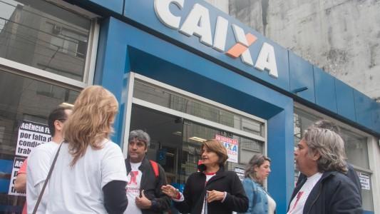 Atenção empregados(as) da CAIXA: Ação de Quebra de Caixa