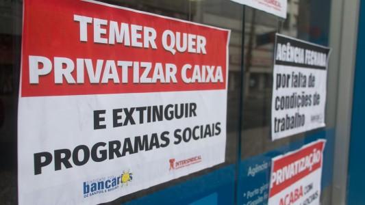 Conselho de Administração da Caixa pode transformar banco em S/A