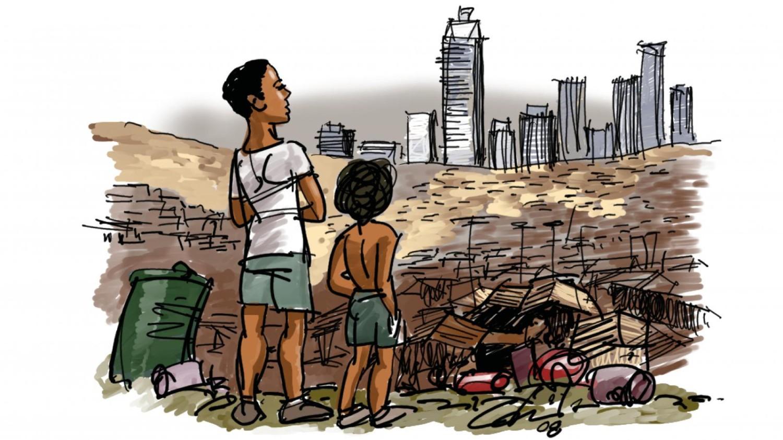 Por que no Brasil há muito mais desigualdade social que na Europa?