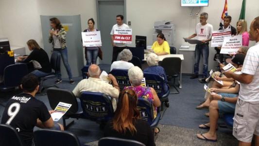 Inscrição para Delegado Sindical do Banco do Brasil