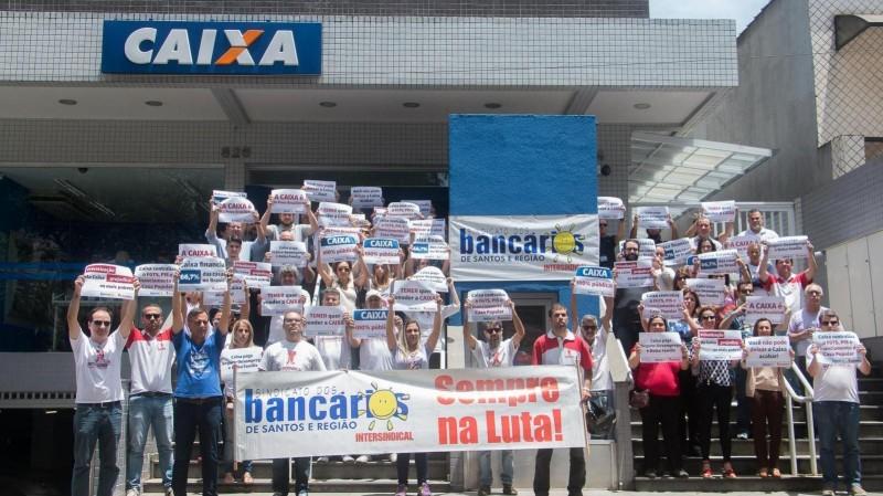 A CAIXA é do povo e continua 100% pública!