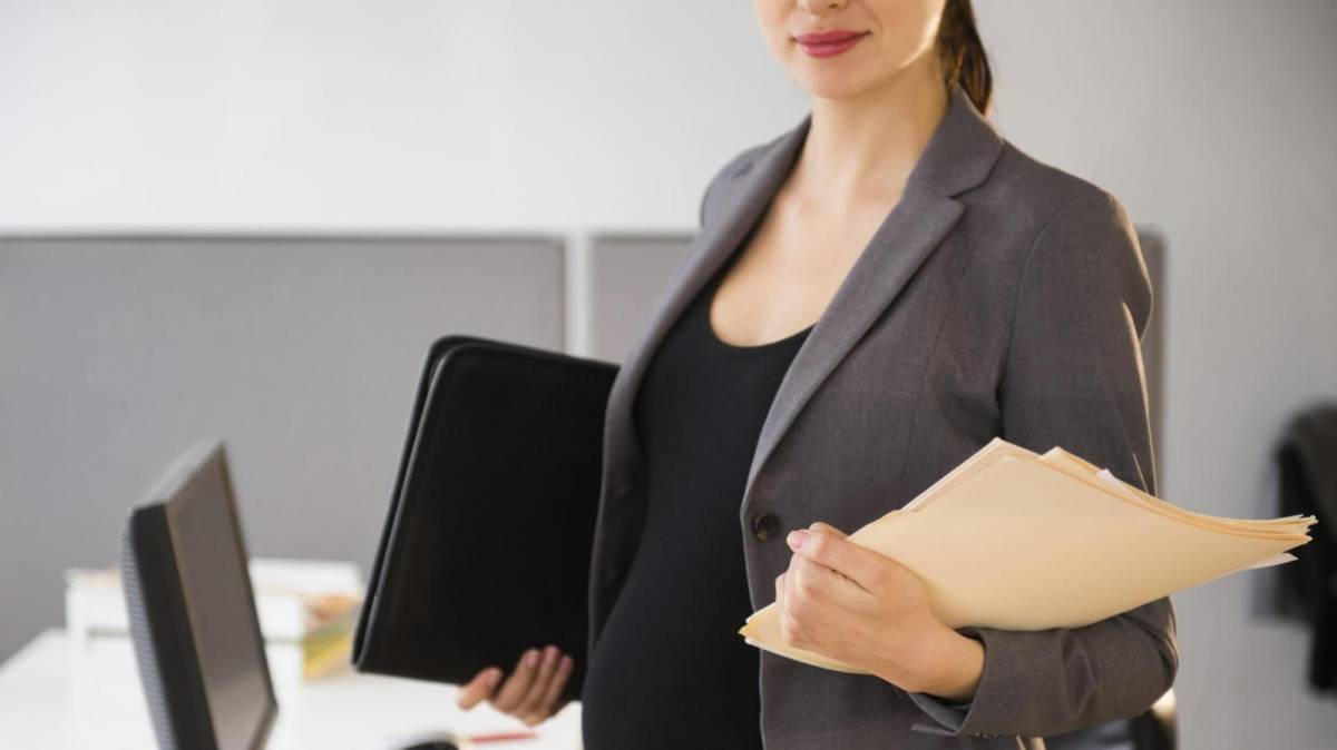 Bancária Grávida tem estabilidade provisória no emprego