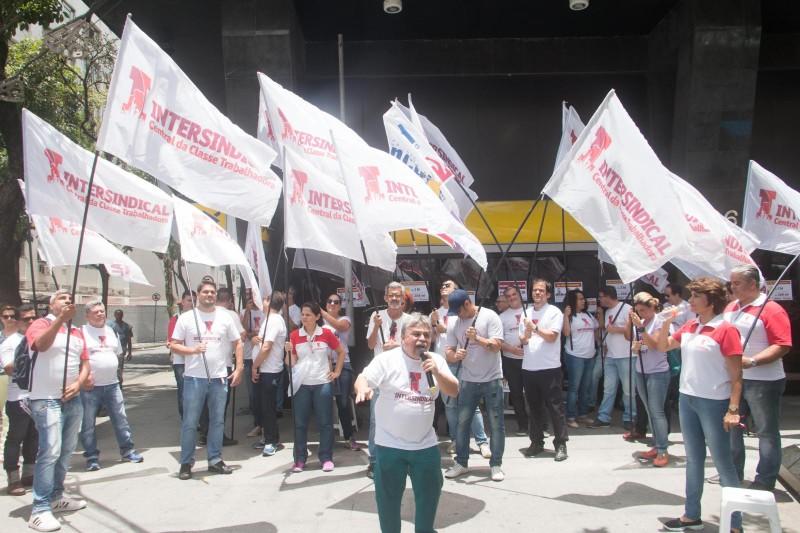 Greve contra a Reforma da Previdência
