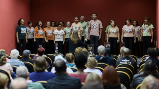Grupo Vozes participa do Encontro de Corais da Igreja Anglicana de Santos