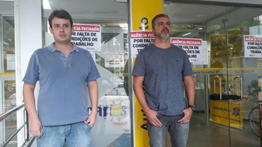 Agência do BB em Santos é fechada por falta de condições de trabalho