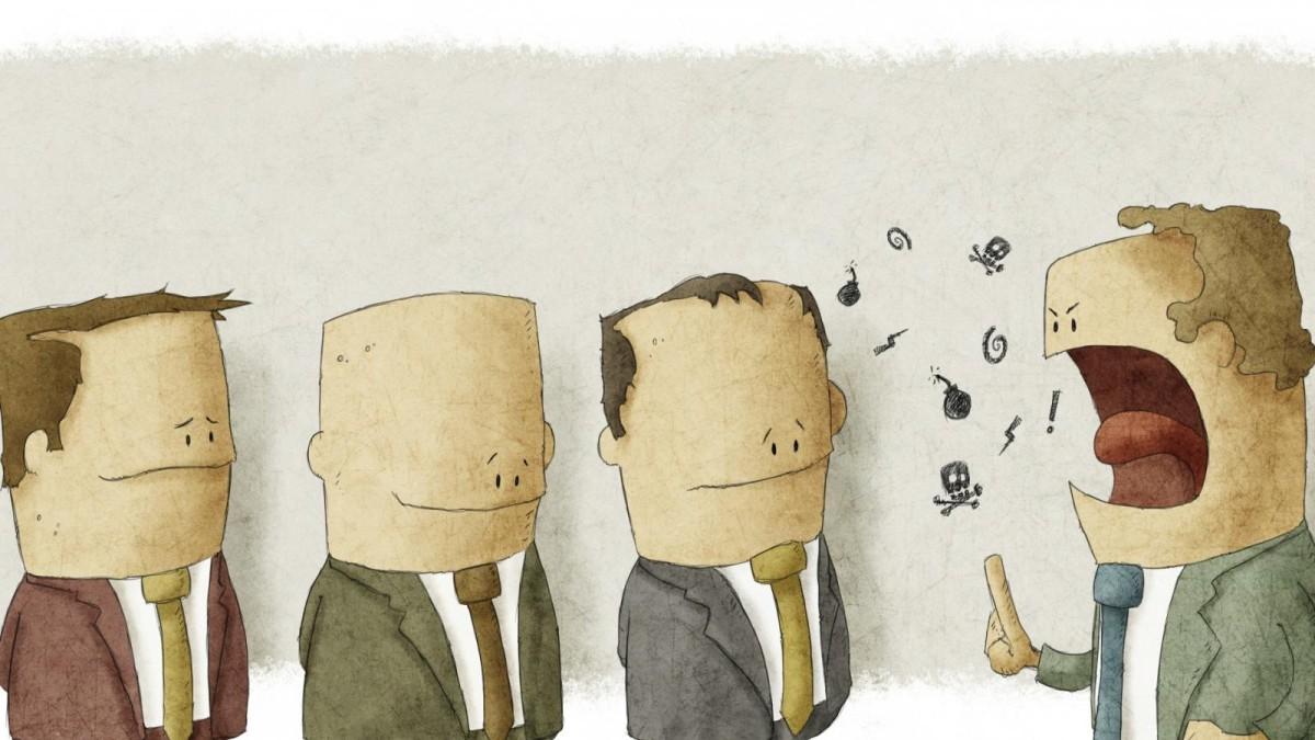 Reconheça os sinais do assédio moral no ambiente de trabalho