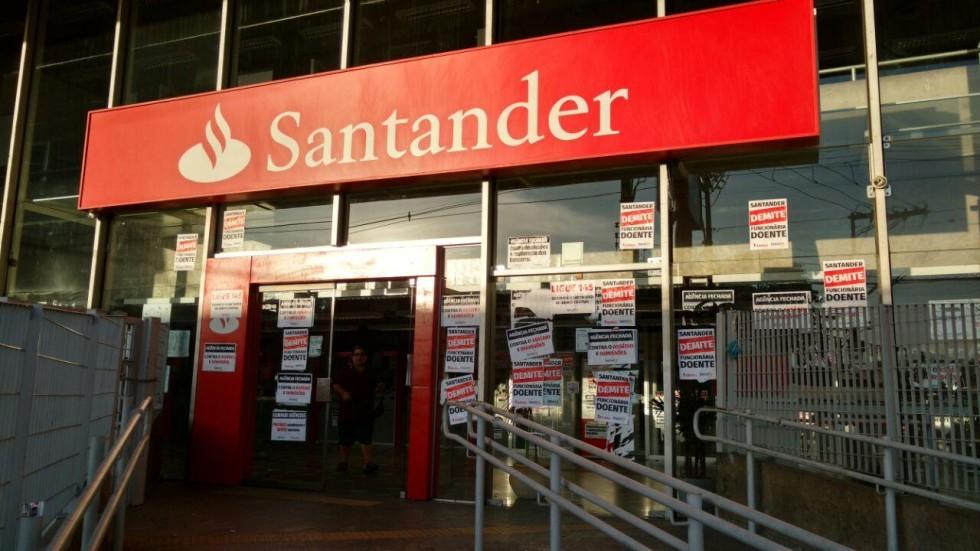 [Sindicato apura novas denúncias de assédio no Santander de São Vicente]