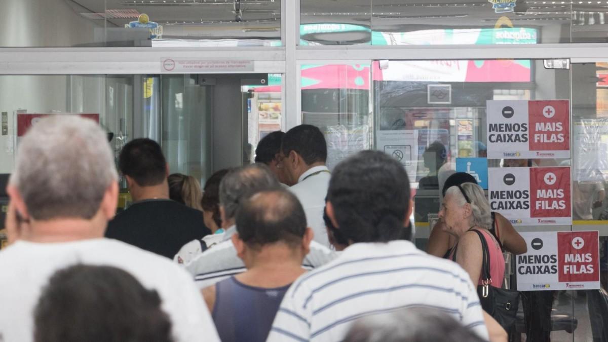 Bancos fecham quase 1,5 mil agências no Brasil em 2017