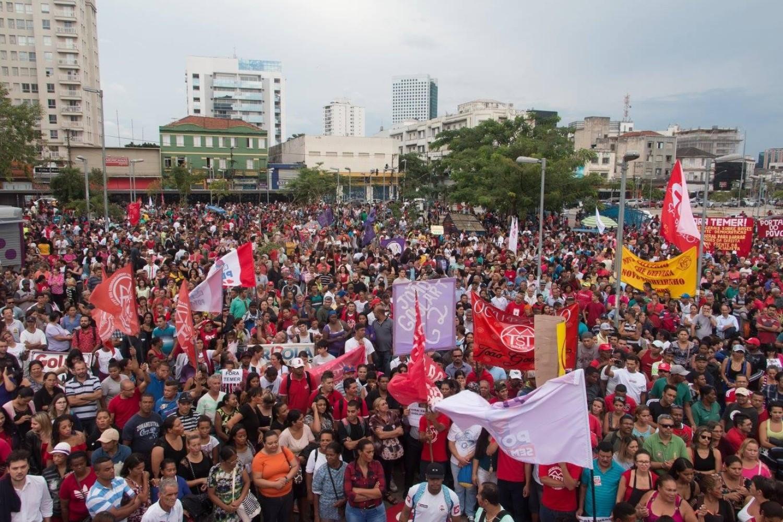 Projeto quer enquadrar movimentos sociais na Lei Antiterrorismo