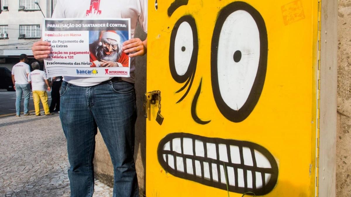 Santander: Lucro no Brasil em 2017 foi o maior da história