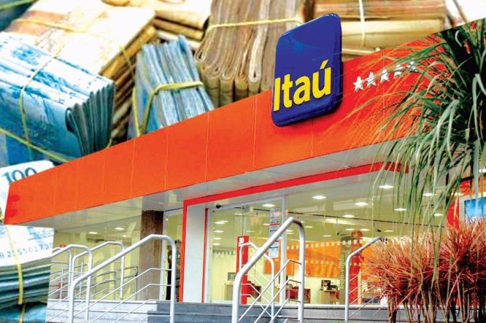 [Agiotagem legalizada 2: Cliente Itaú no Brasil paga em um mês o que o do Paraguai paga no ano]