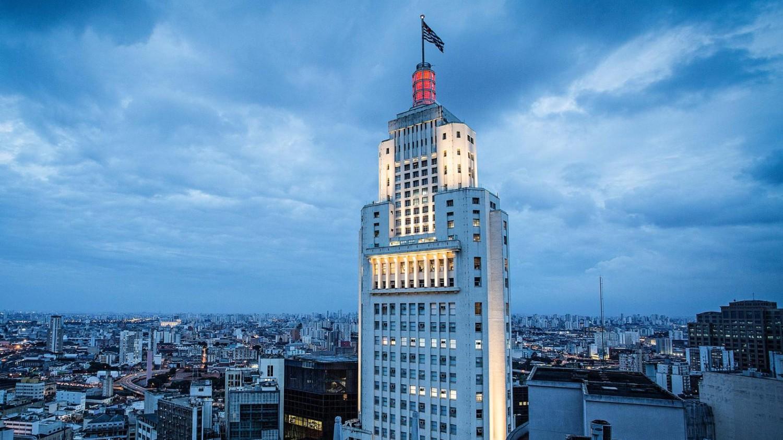 Farol Santander não, é Banespão!