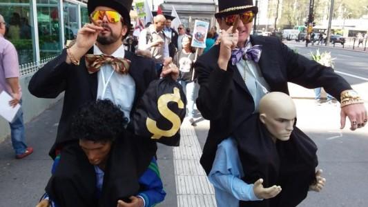 O capitalismo amedronta para explorar o trabalhador desde o século XIX