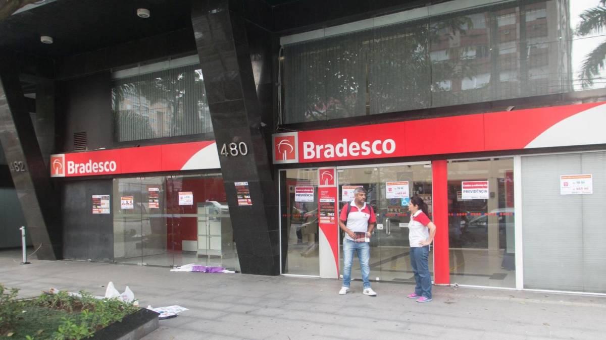 Bradesco lucra R$ 4,4 bilhões apenas no começo de 2018