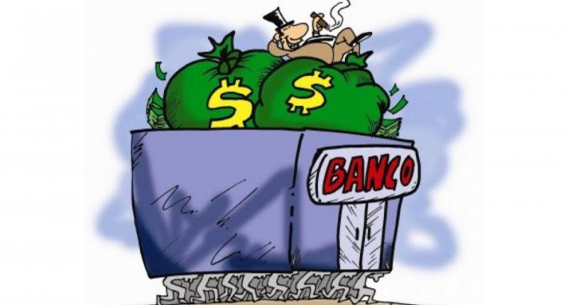 Quatro bancos acumulam 78,5% das operações de crédito em 2017