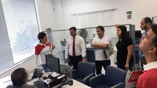 Bancários iniciam Campanha Salarial na Baixada Santista