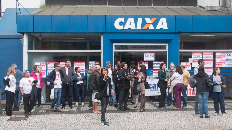 Megafesta da Caixa é balde de água fria contra o povo brasileiro