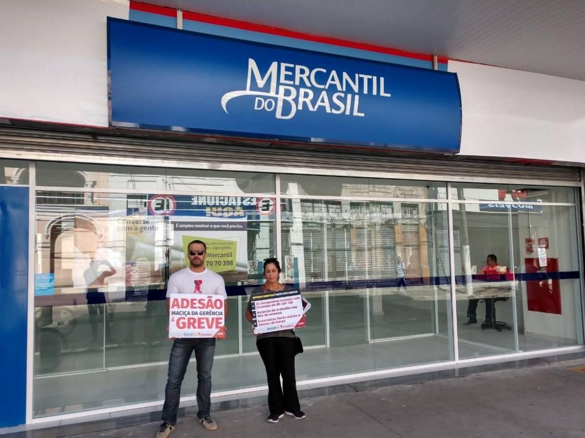 Bancários do Mercantil do Brasil definem pauta de reivindicações específicas