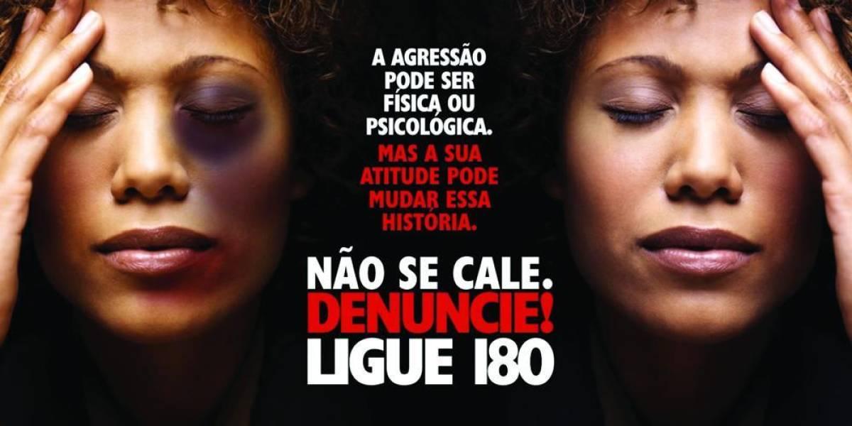 Brasil é 5º no ranking da violência contra a mulher