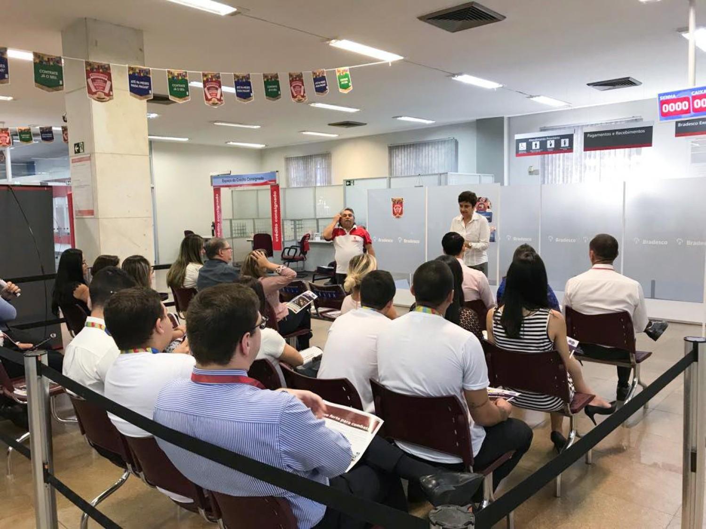 Lucro do Bradesco ultrapassa R$ 10 bilhões no 1º semestre